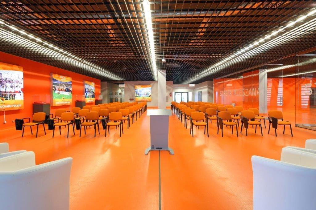 Sale konferencyjne na stadionie